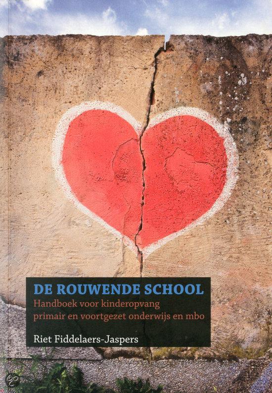 De rouwende school