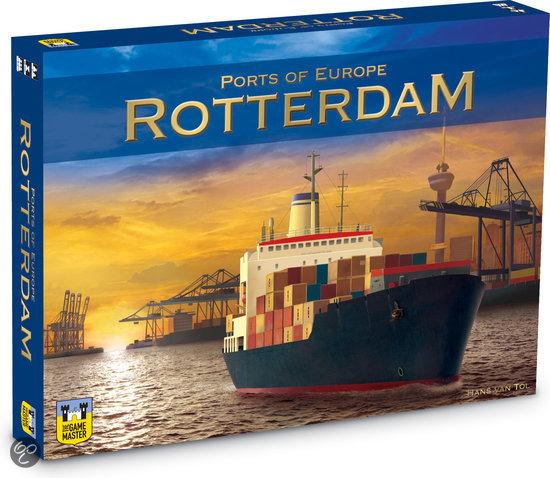 Afbeelding van het spel Rotterdam - nieuwe editie 2010