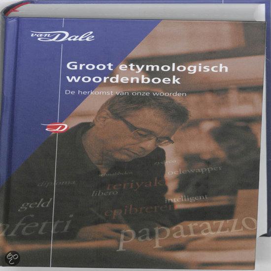 Groot etymologisch woordenboek