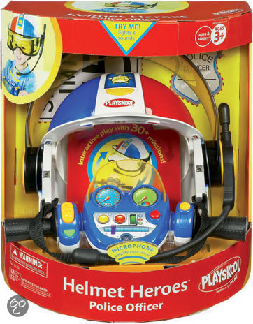 Afbeelding van het spel Stoere helm met stuur