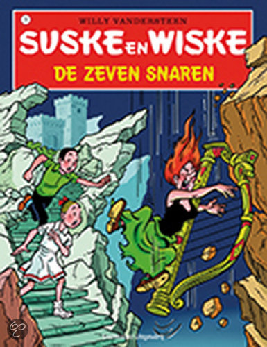 Suske en Wiske 079 De zeven snaren