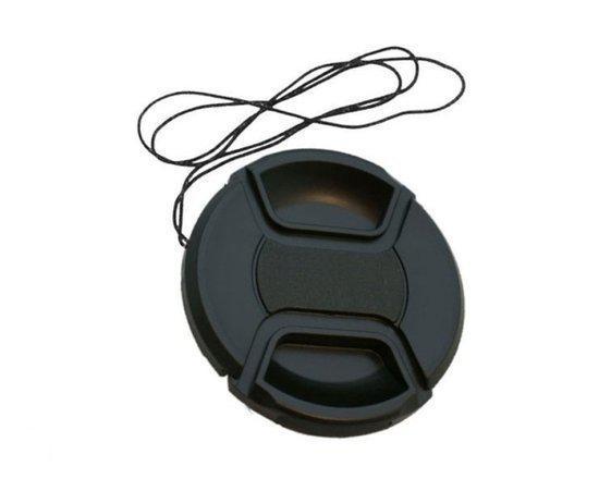55mm Luxe Lensdop / UwCamera Huismerk Lensdop