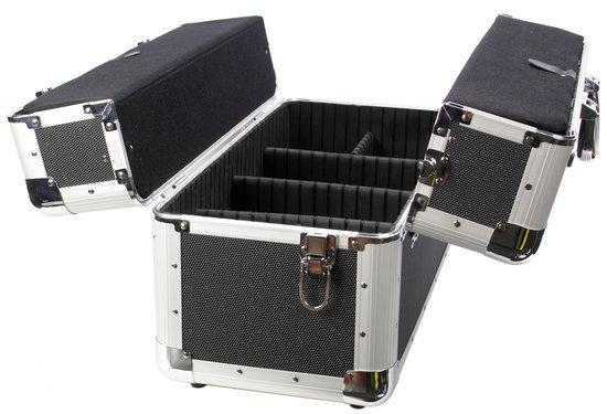 bilora aluminium koffer two story 50 x 25 x 31 cm. Black Bedroom Furniture Sets. Home Design Ideas