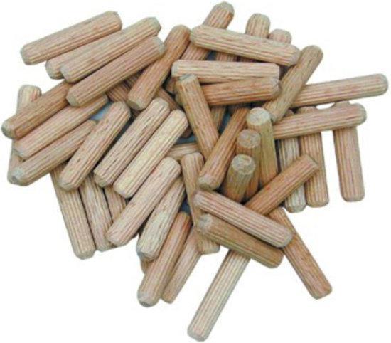 Homefix houten deuvels 8 x 35 mm 25 stuks - X houten ...