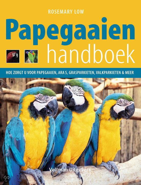 Papegaaienhandboek