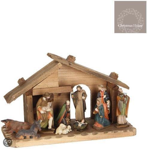 Nep Merk Tassen Te Koop : Bol christmas house compelete delige kerststal