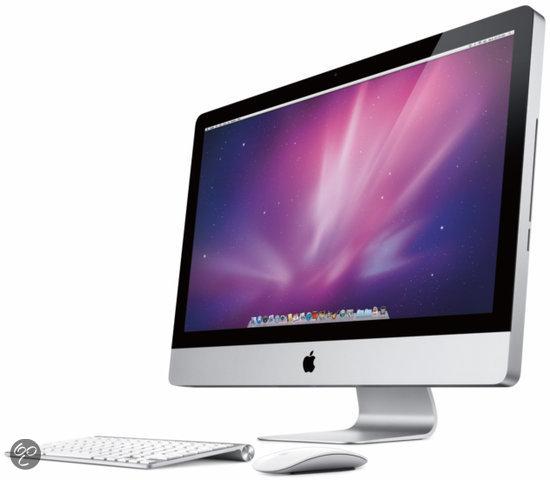 Apple iMac MC813N/A 27 - Quad-Core i5 2.7 ghz / 4GB DDR3 / 1TB / Radeon HD 6770m 512mb / 27 inch / QWERTY