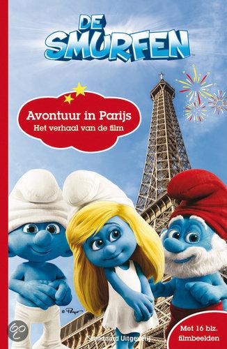 De Smurfen - Avontuur in Parijs