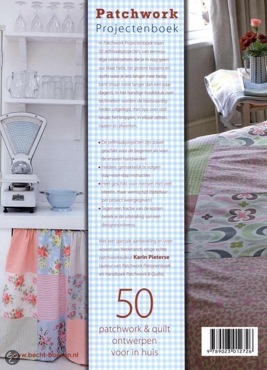 Afwerken Van Een Quilt.Bol Com Patchwork Projectenboek Emma Hardy 9789023012726 Boeken