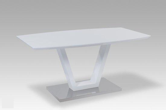 Eettafel Wit Design.Bol Com Kok Design Eettafel R Luna
