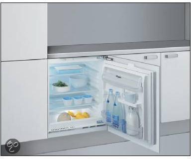 Whirlpool arg 585 a inbouw tafelmodel koelkast - Frigorifero monoporta senza congelatore ...