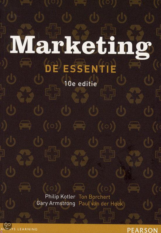 Marketing + Xtra actief leren online