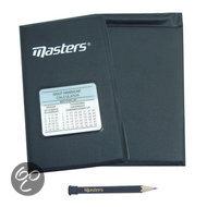 Masters Deluxe Scorecard Holder