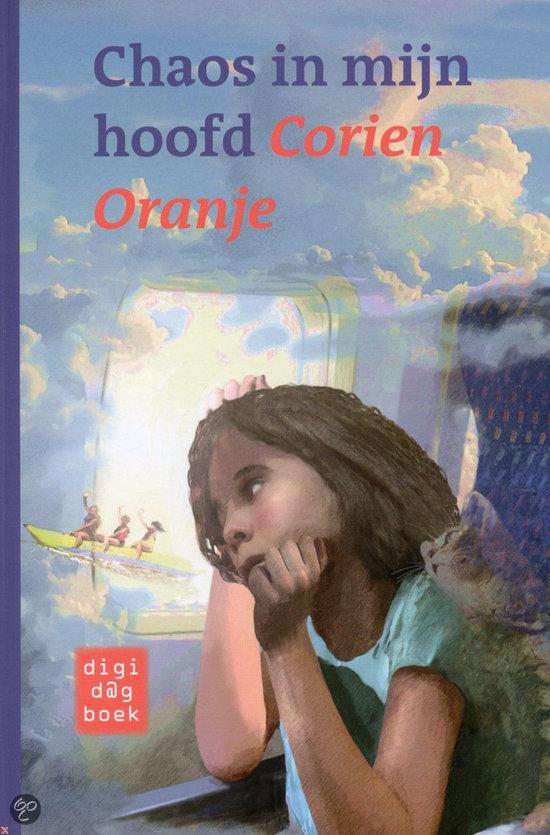 chaos in mijn hoofd corien oranje