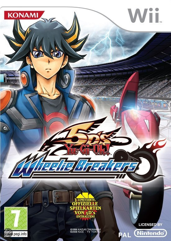 Konami Yu-Gi-Oh! 5D's Wheelie Breakers kopen
