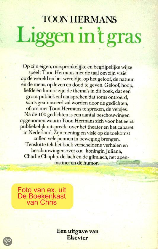 Voorkeur Zeer Gedicht Fiets Toon Hermans @TC06 – Aboriginaltourismontario @XP27