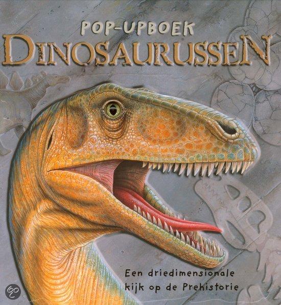 Pop-upboek dinosaurussen