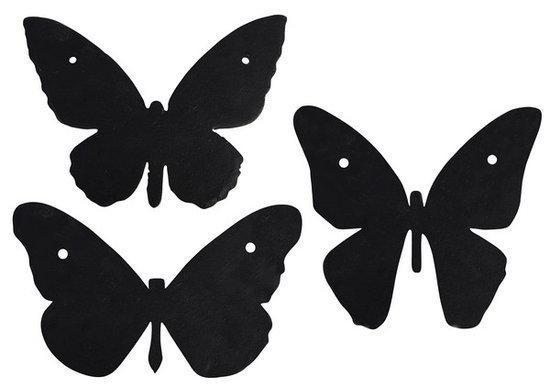 bol.com : Muurdecoratie vlinder assorti