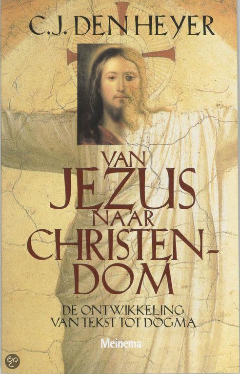 Van Jezus naar christendom