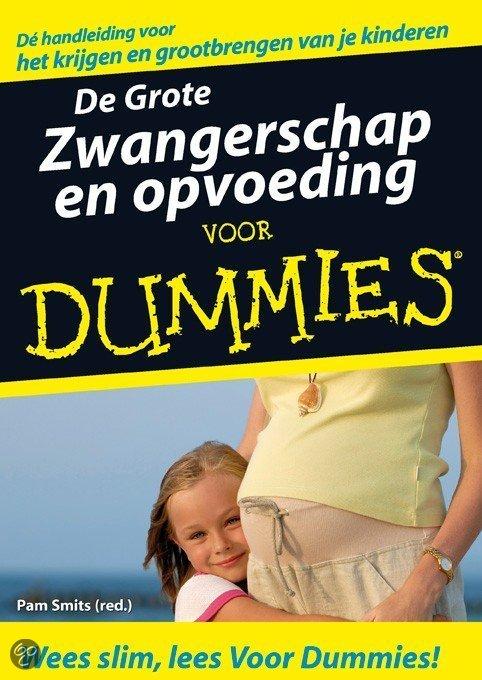 De Grote Zwangerschap en opvoeding voor Dummies
