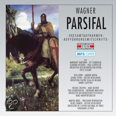 Chor & Orch.Der Metropoli - Parsifal - Mp3 Oper