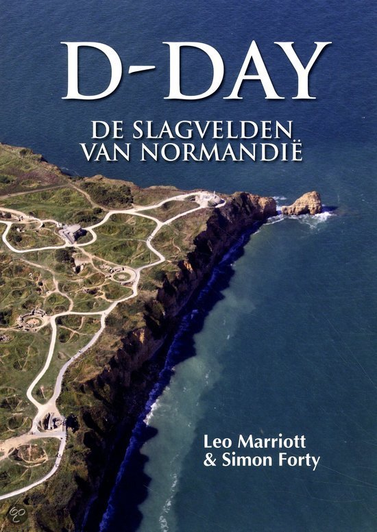 D-day slagvelden van Normandie