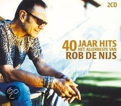 40 jaar hits bol.| 40 Jaar Hits, Rob De Nijs | CD (album) | Muziek 40 jaar hits