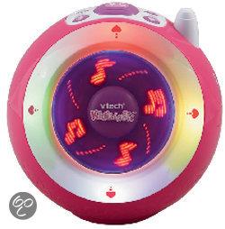 VTech Kidimagic Wekker - Roze