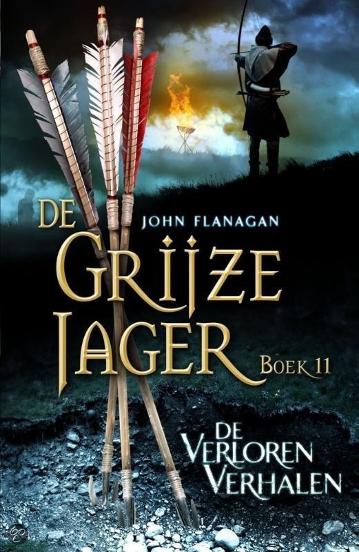 De Grijze Jager - boek 11: De verloren verhalen