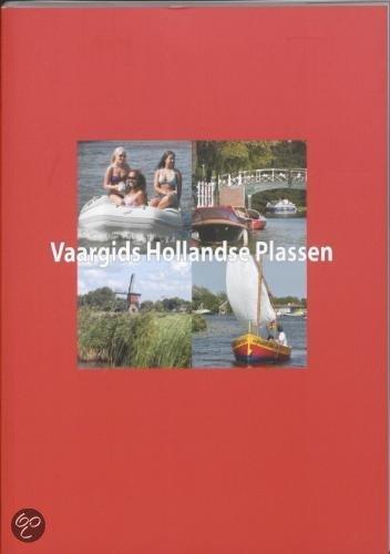 Vaargids Hollandse Plassen + Vaarkaart