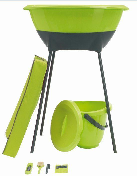 Luma - Badset - Lime Green