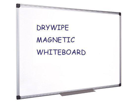 Whiteboard 30x45cm Huismerk