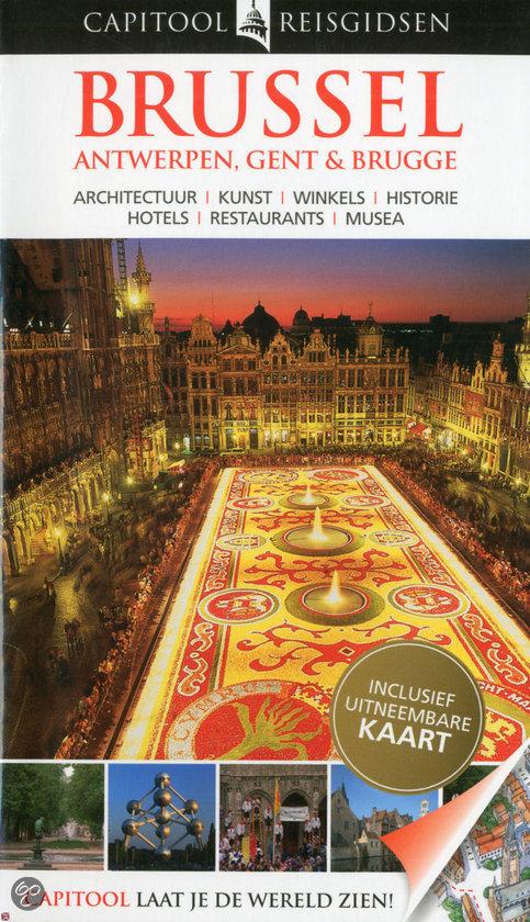 Capitool reisgids Brussel