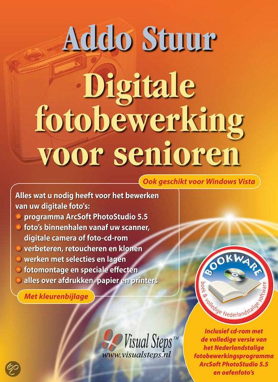 Digitale fotobewerking voor senioren + CD-ROM