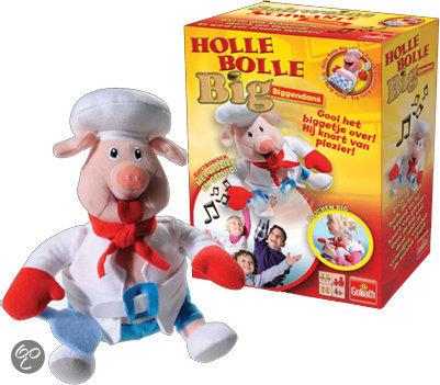 Afbeelding van het spel Holle Bolle Big Biggendans