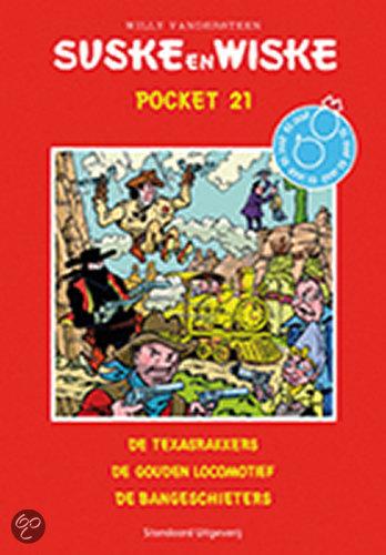 Suske en Wiske 21 Pocket