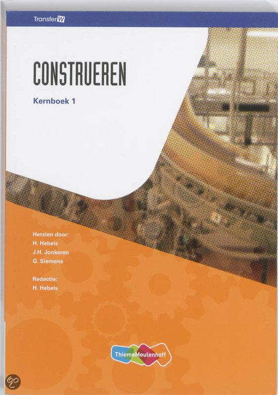 Construeren / 1 / deel Kernboek
