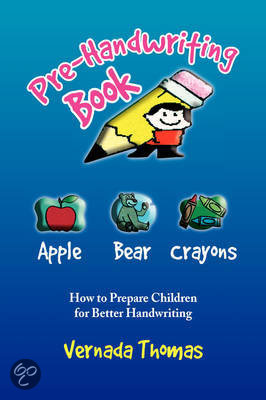 Pre-Handwriting Book