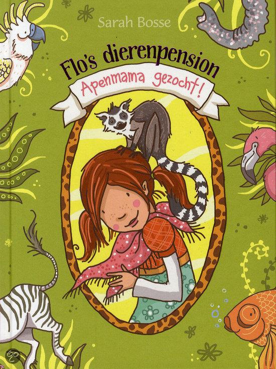 Flo's dierenpension 1 - Apenmama gezocht