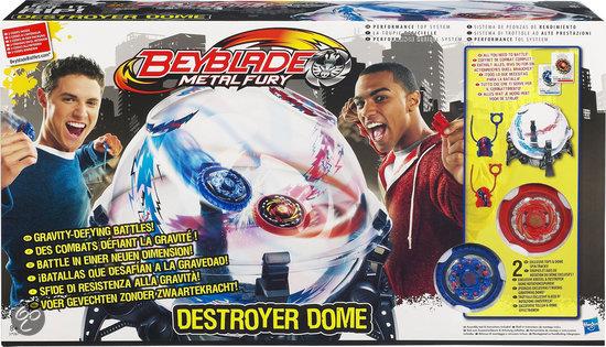 Beyblade Destroyer Dome