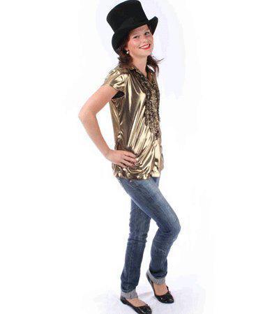 feest blouse dames