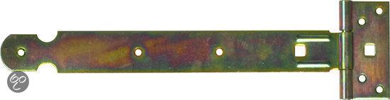 Kruishengsel Verzinkt - 150 x 20 mm