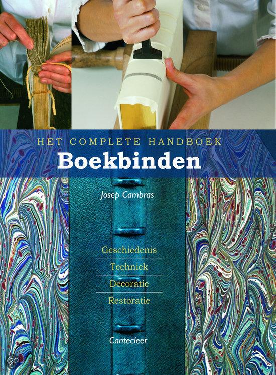 Het Complete Handboek Boekbinden