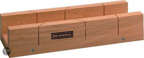 Skandia Verstekbak met Fijnzaag - 300 x 57 mm