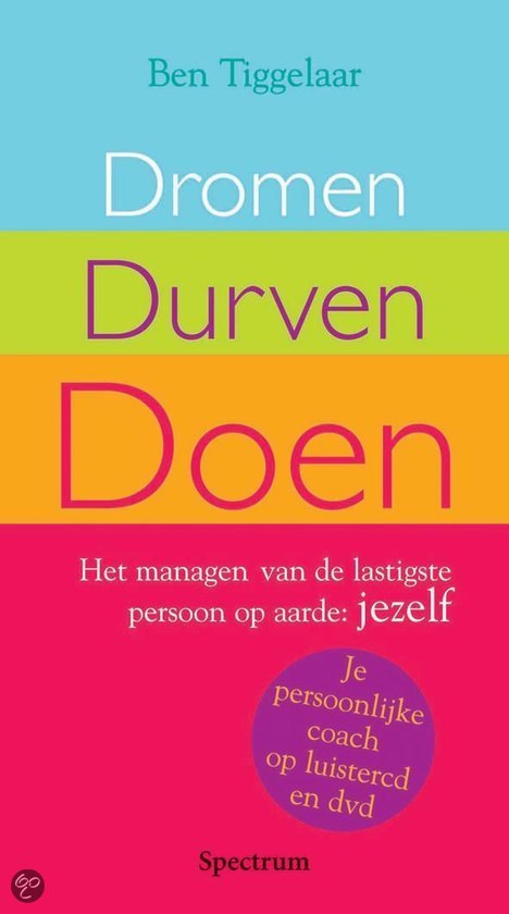 Dromen, Durven, Doen + Dvd