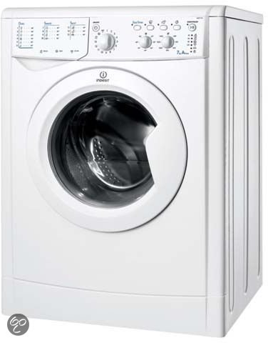 Indesit IWC5145 Wasmachine