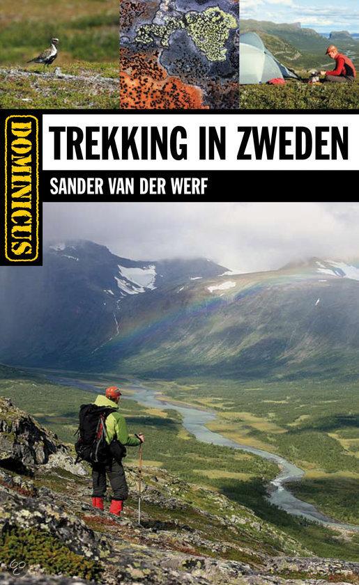 Dominicus trekking in Zweden