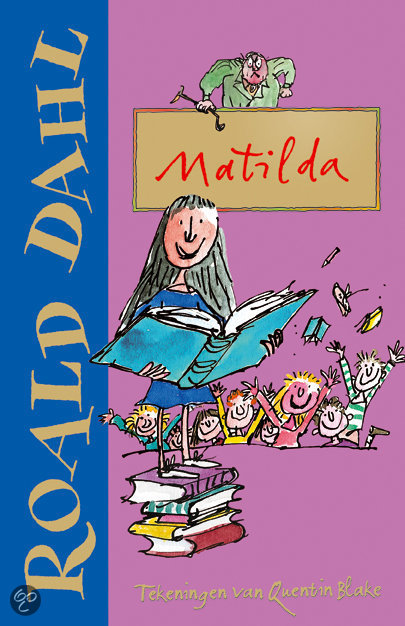 Essays on matilda by roald dahl