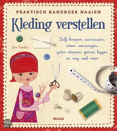 Praktisch handboek naaien kleding verstellen