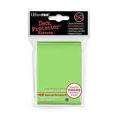 Afbeelding van het spel Standaard Deck Protector Sleeves Lime Green (50st.)